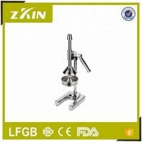 Buy cheap Top! power press heavy duty commercial automatic sugarcane juicer machine from wholesalers