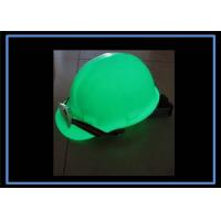 Buy cheap Decoration Application Luminescent Materials Glow Hats Glowing Helmet from wholesalers