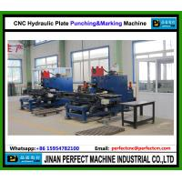 Buy cheap CNC Plate Punching and Drilling Machine in China TOP Manufacturer from wholesalers