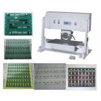 110V / 220V Automatic V Cut PCB Depaneling Machine for FR4 board