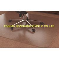 Buy cheap Without stud Office Chair Mat For Hard Floor Eco - friendly PVC material , 30  x 48  from wholesalers