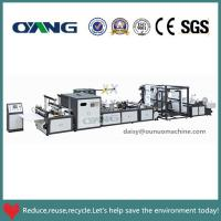 Buy cheap nonwoven bag making machine from wholesalers