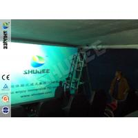 Buy cheap Interactive Mobile 5D Theater System For Amusement Equipment product