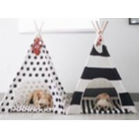 Buy cheap Hot sale Factory Customized Pet Teepee/Wooden Style Pet House Indoor Dog Teepee from wholesalers