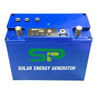 Buy cheap Solar Battery Bank Lithium All In One Solar Inverter 5V USB 12V DC Output from wholesalers