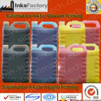Buy cheap Sublimation Ink for Gravure Printing Press/Intaglio Printing Press from wholesalers
