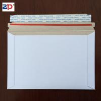 Buy cheap board mailer cardboard rigid envelope from wholesalers