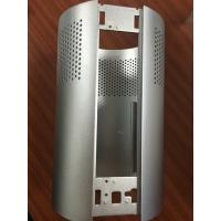 Buy cheap 6063 T5 Sand Blasted Anodized Aluminum Air Purifier / extruded aluminum profiles CNC Machined from wholesalers