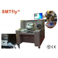 Buy cheap 3KVA Printed Circuit Board Machine , Stand Alone PCB Cnc Router Machine SMTfly-F04 from wholesalers