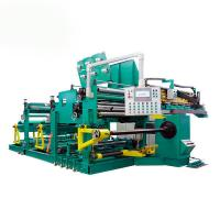 Buy cheap Welding aluminum foil winding machine from wholesalers