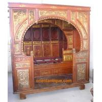 Buy cheap 0805-B001 Antique Room Bed from wholesalers