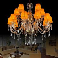 Buy cheap French country chandelier Gold Color ( WH-CY-86) from wholesalers