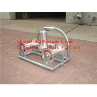 Buy cheap Cable Roller  Triple Corner Rollers  Manhole Quadrant Roller product