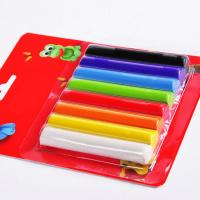 Buy cheap 110g educational non-toxic plasticine wholesale 8 color modelling dough and clay from wholesalers