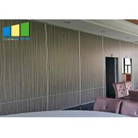 China 65mm Hotel Room Sliding Partition Walls DIY System Wall Project Sliding Hotel In Ghana on sale