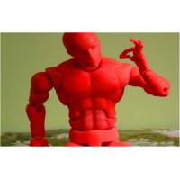 Buy cheap Colorful Non-Standard 3D Printing Rapid Prototype Plastic Somos 14120 Human Model from wholesalers