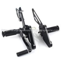 Buy cheap High Strength  Motorcycle Custom Rear Sets For Suzuki Bandit 250 from wholesalers