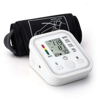 Buy cheap DC 6V 32cm Cuff 39kPa Wrist Blood Pressure Monitor from wholesalers