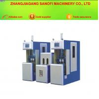 Buy cheap 330ml - 2000ml Semi-automatic Water Bottle Stretch Blow Moulding Making Machine from wholesalers