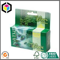 Buy cheap Color Printing Green Tea Paper Packaging Box; Corrugated Cardboard Box from wholesalers