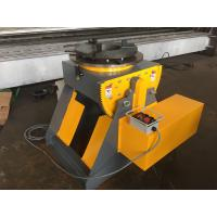 Buy cheap Pipe Joint Welding Pipe Welding Positioners With 3 jaws Welding Chucks 300KG from wholesalers