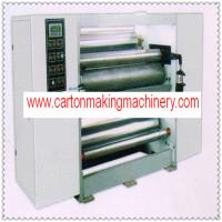 Buy cheap single layer glue machine for corrugate cardboard production/carton box making machine from wholesalers