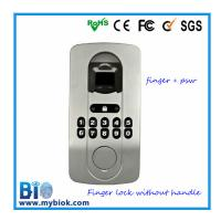 Buy cheap Cheap Metal Fingerprint and PIN Door Lock without Handle (BIO-LA200) from wholesalers