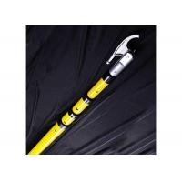 Buy cheap Lightweight Telescoping Carbon Fiber Tube / 4 Section Carbon Telescopic Pole from wholesalers