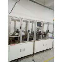 Buy cheap Semi - Adjustable Potentiometer Electric Motor Assembly Line Automatic Sorting And Unloading from wholesalers