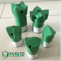 Buy cheap 7 / 11 / 12 Degree Taper Chisel Drill Bit for Small Hole Rock Drilling Tools from wholesalers