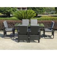 Buy cheap Contemporary Dining Set , UV Resistant KD Rattan Furniture Sets from wholesalers