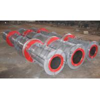 Buy cheap Spinning Concrete Pipe Mould / Precast Concrete Moulds Structure from wholesalers