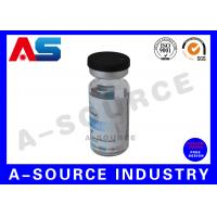 Buy cheap Hologram Pharmaceutical 10ml Vial Labels  Stickers Printed For Plastic Tablet Containers from wholesalers