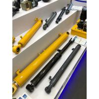 Buy cheap Articulated Lift Boom Hydraulic Cylinder For Excavator Crane Tractor from wholesalers