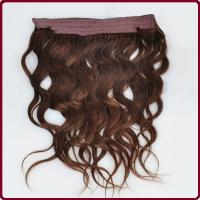 Buy cheap Best Selling Product in Europe 2016 Wholesale Cheap Remy Flip In Hair Extensions from wholesalers