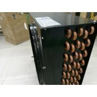 Buy cheap GP Type Air Cooled Condenser Refrigeration Unit Parts With Copper Tube from wholesalers