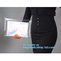 Buy cheap Transparent Clear Vinyl PVC Clutch Bag Made In China, PVC Jelly Clear Clutch Purse Lady Crossbody Flap Bags Chain Handba from wholesalers