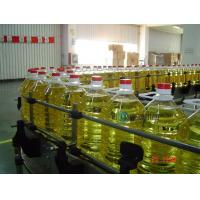 Buy cheap Automatic 5L Edible Oil Filling Machine With Screw Cap , Oil Bottle Filling Machine from wholesalers