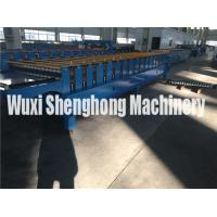 China High Speed Roof Sheet Forming Machine Wall Panel Making Machine on sale