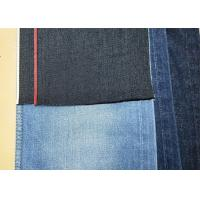 Buy cheap Upholstery Selvedge Denim Fabric Indigo Color Red Line W95113A 11oz 70*42 Density from wholesalers