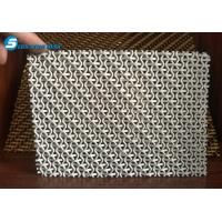 Buy cheap China supply decorative fireproof wire mesh for cabinets mesh doors from wholesalers