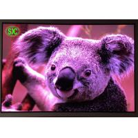 Buy cheap High Resolution P3 Full Color Advertising Led Screens Fixed Anti Corrosion Iron Cabinet from wholesalers