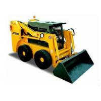 Buy cheap Tree Mower Snow Blower Hydraulic Compact Skid Steer Loader 0.5 Cbm Bucket Capacity from wholesalers
