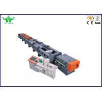Buy cheap 150mm/min Steel Strand Wire Rope Conductor Horizontal Tensile Testing Machine from wholesalers
