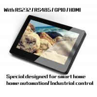 Buy cheap 7 Indoor Touch Tablet Q896S with Integrated reader for reading 13.56 MHz cards Mifare, Desfire,NFC from wholesalers