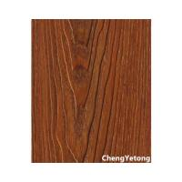 Buy cheap SMP Coating Pre Painted Galvanized Sheet Wood Grain Acid Resistance Width 700-1600MM from wholesalers