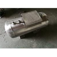 Buy cheap ASME Standard Compressed Air Storage Tank For Semitrailer High Temperature product
