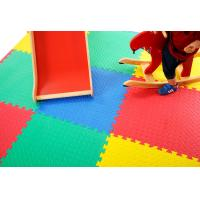 Buy cheap 12mm Red Tasteless EVA Foam Floor Mats For Decoration With OEM ODM , Non-Toxic Mat from wholesalers