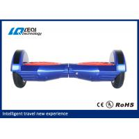 Buy cheap 8 Inch 2 Wheel Electric Balance Board , Smart Wheel Self Balancing Electric Scooter from wholesalers