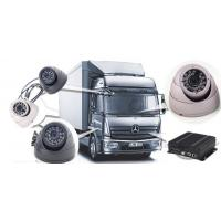 Buy cheap Water Resistance Car Reversing Camera For Taxi / Shcool Bus / Truck , DC12V product